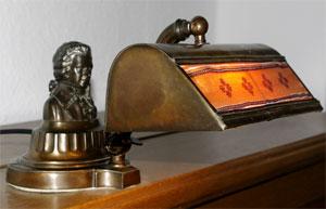 Klavierlampe Mozart Image